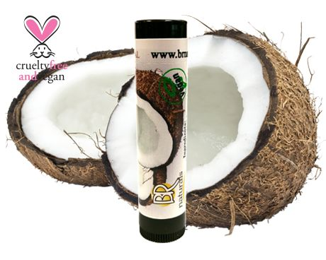 NATURAL COCONUT LIP BALM  Nothing reminds us of summer more than coconut, so why not transport yourself to the beach every time you use our exotic coconut lip balm!