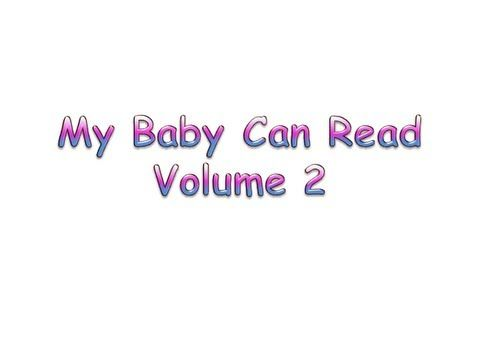 My Baby Can Read Vol 2