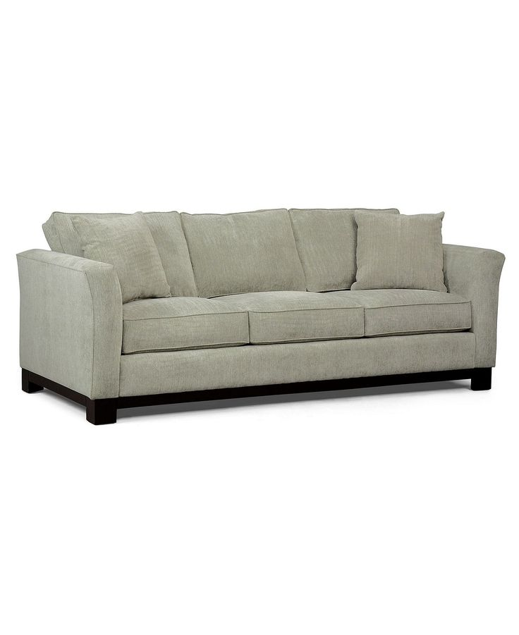 Sleep Size Is Queen Kenton Fabric Sofa Bed Queen Sleeper 88W X 38D X
