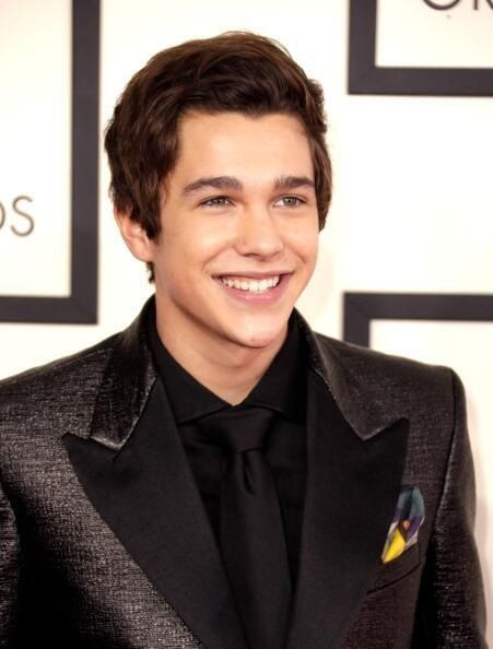Austin Mahone (2014 Grammy Awards)
