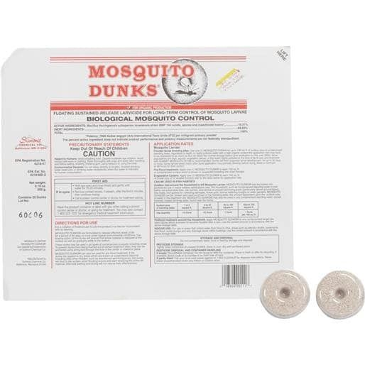 Summit Chemical 20Pk Mosquito Dunks 111-5 Unit: Each, Gardening