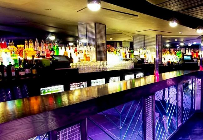 Groovy Wonderland Club, London...back in time to disco with amazing interior & a chic ambiance.