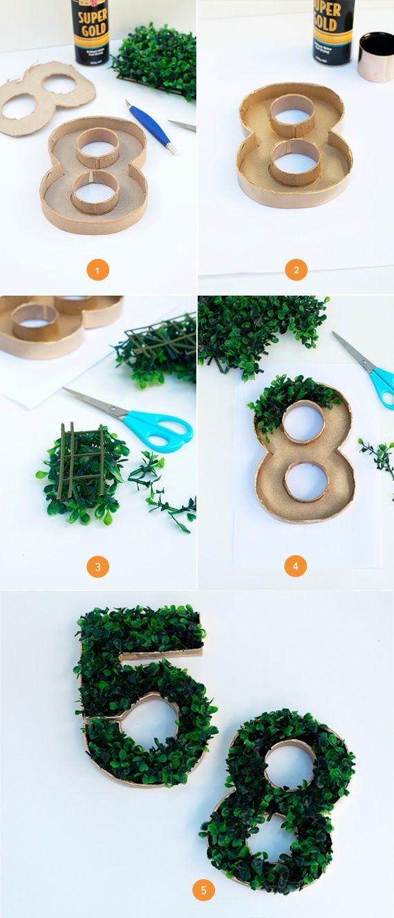 Oh my look book!: DIY