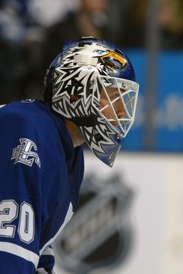 "Ed Belfour ""the Eagle"""
