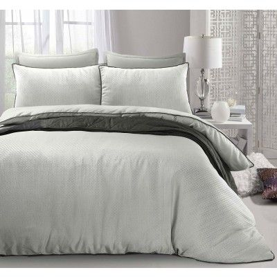 Anjar 180 Thread Polycotton Duvet Cover Set