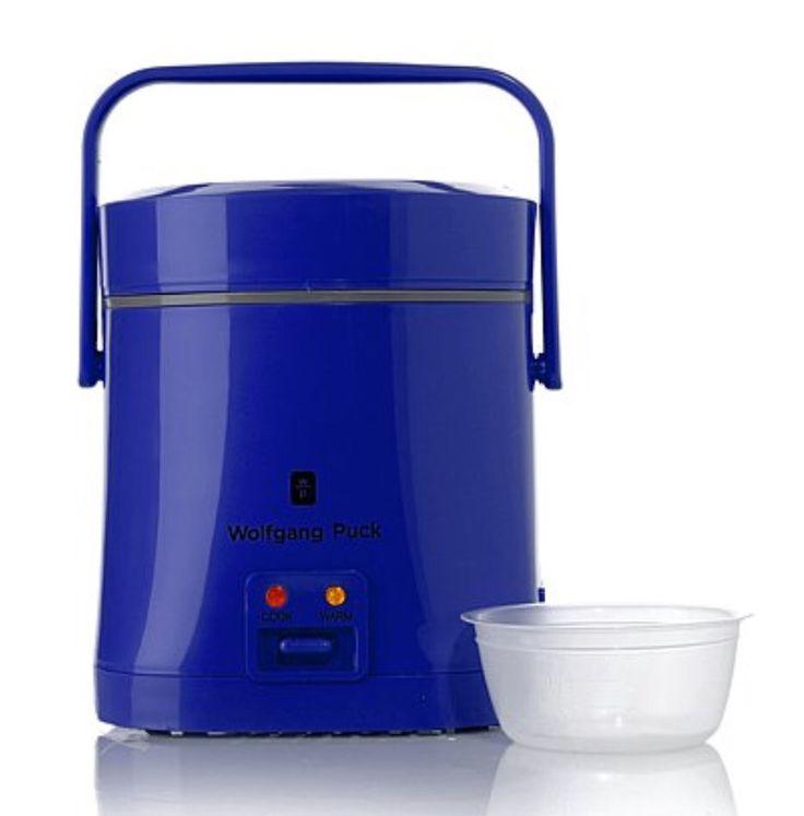 Wolfgang Puck 1.5 Portable Rice Cooker