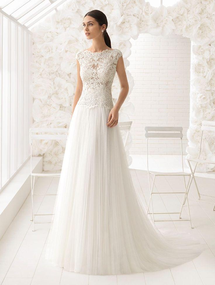 24 best trouwjurken rosa clar wedding dresses rosa for Rosa clara wedding dresses