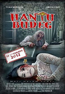 "Click ""Visit"" button for watching Hantu Budeg (2012) streaming movie online at Layar Perak, the best streaming movie online for free and forever"