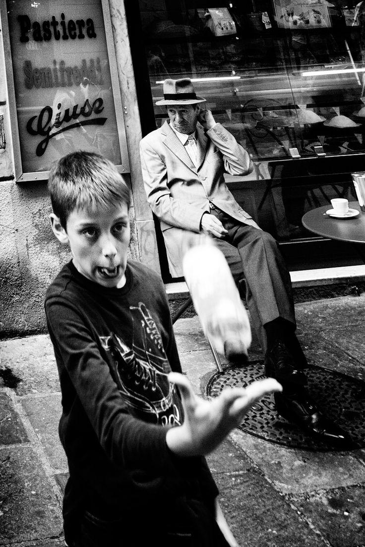 Caruggi, Genova.