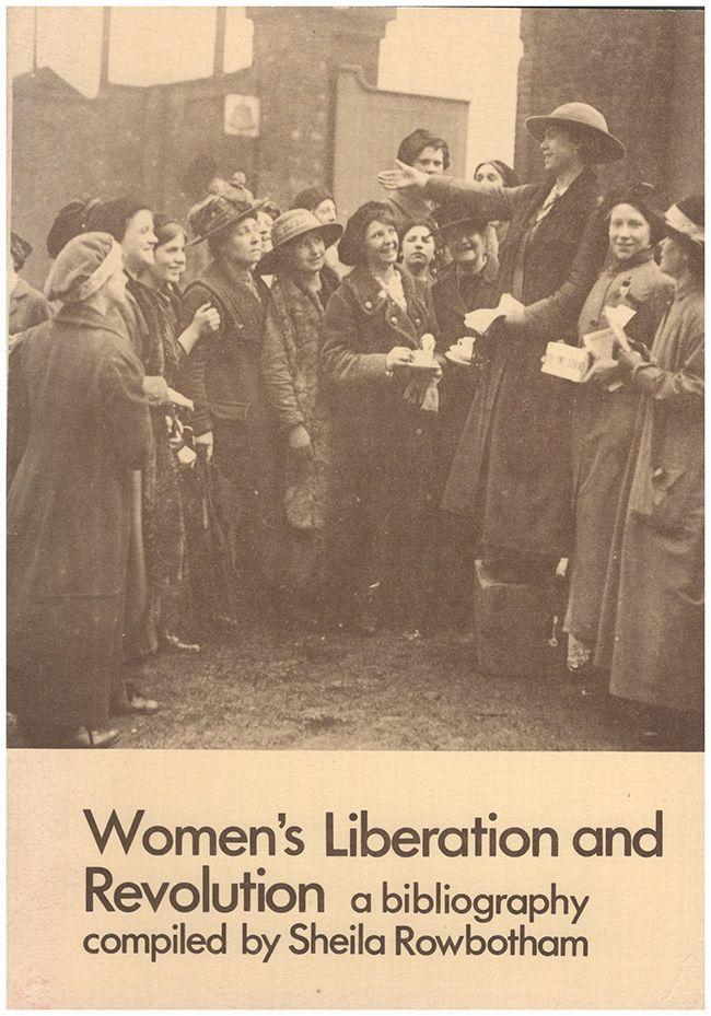 Women S Liberation A Bibliography Second Edition Womens Liberation Women S Liberation Movement Gender Studies