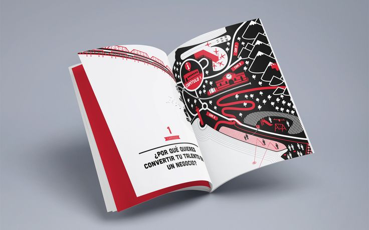 Graphic design and layout of the book Como crear y gestionar tu proyecto craft published by Gustavo Gili, written by Monica Rodriguez Limia and illustrated by Juan Carboneras.  Creative talent is an innate aspect in many people. The idea to set up a business is in the mind of lot of makers without knowing how break it down.The book give us the keys to set up a craft product business through a solid business structure.  The chapters are structured through concepts like management, finance…