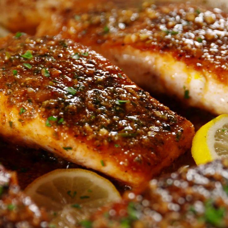 Cajun seasoning transforms salmon from bleh to oh yeah!