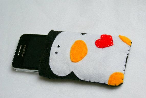 phone case pinguin