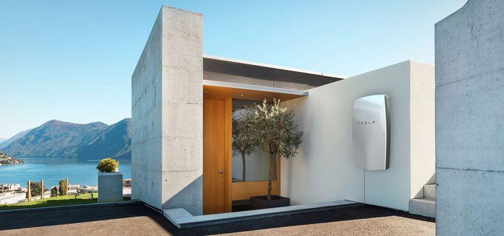 Powerwall | The Tesla Home Battery
