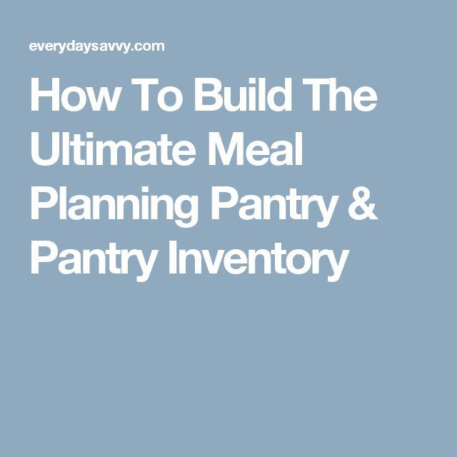 Best 25+ Pantry inventory ideas on Pinterest Pantry inventory - inventory list