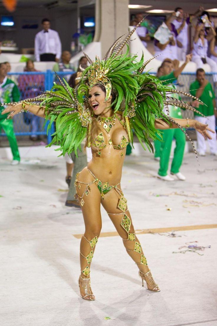 women of brazil nude