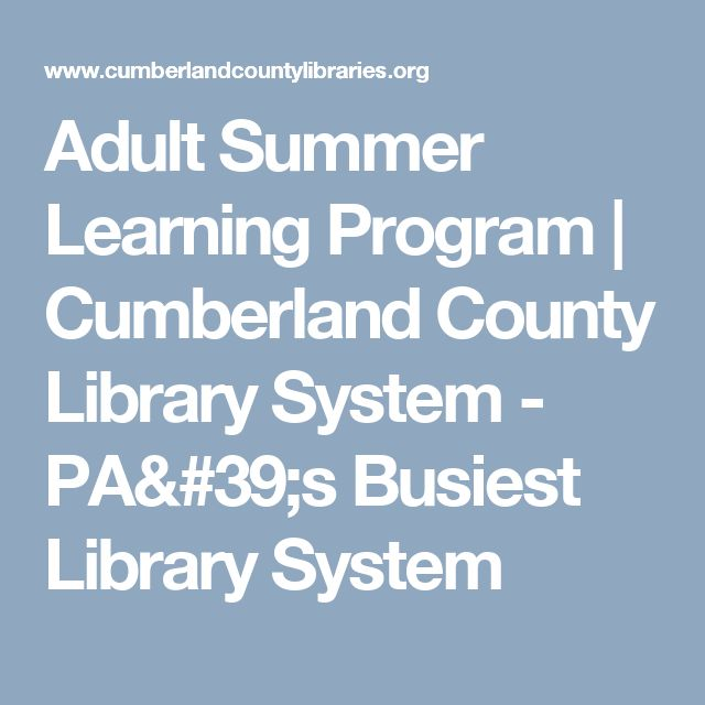 accedited adult learning programs in pa