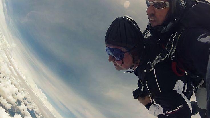 Tandem Fallschirmsprung Genieße dein einmaliges Erlebnis Tandemmichl
