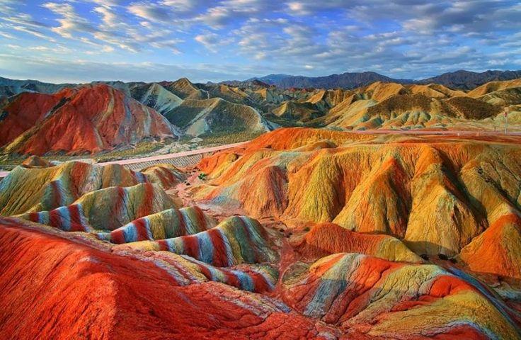 immagini spettacolari della vita natura | ... per la sua geomorfologia, che ha dato vita a formazioni insolite