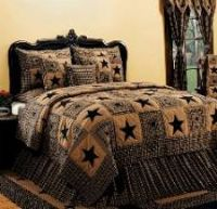 Country and Primitive Bedding, Quilts - Country Decor, Primitive Decor, Bedding, Primitive Flags