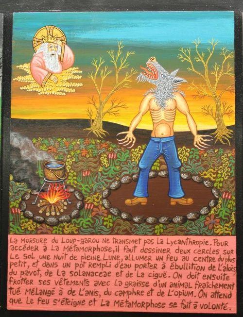 Musée des croyances populaires - Le Monastier sur Gazeille Découvrir le patrimoine des cultures liées à la sorcellerie en France. Vivent les farfadets... Le responsable de ce petit musée est un jeune érudit assez cocasse.