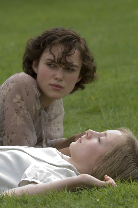 analysis of scenes of atonement film This september will see a re-make of the famous north east scene from the 2007 oscar-winning film starring keira knightley  of redcar's famous atonement scene  that most memorable of scenes.