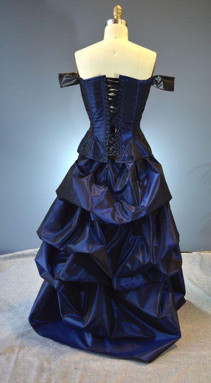 movie gown-victorian-custom gown-the secret boutique-denver