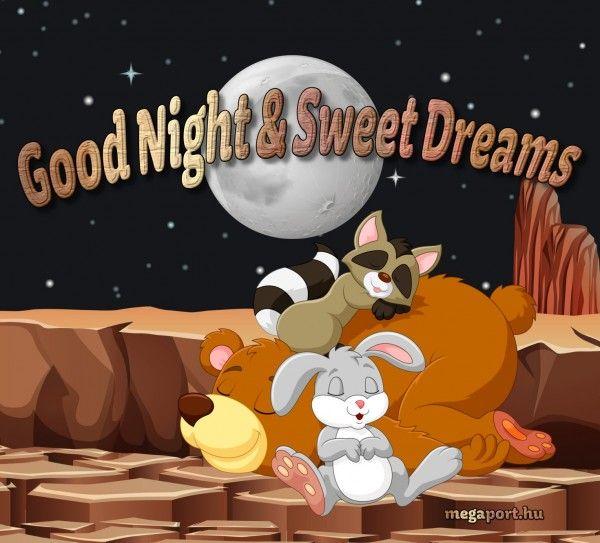 20+ Cartoon Good Night Pics PNG