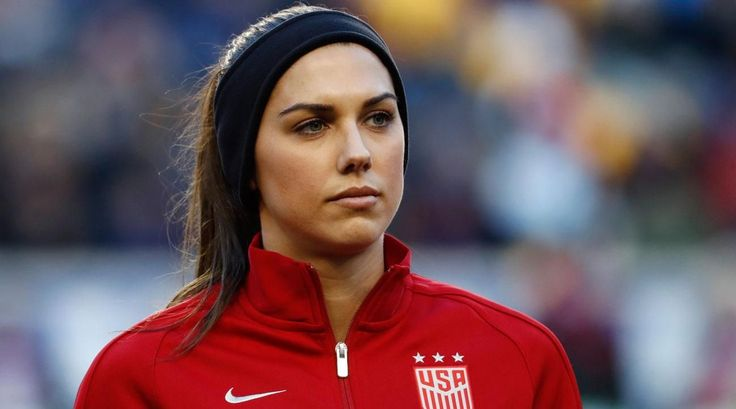 Alex Morgan returns to Orlando Pride from Lyon, out 3-4 weeks with injury