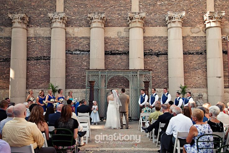 7 Best Images About Real Weddings Architectural Artifacts In Chicago IL O