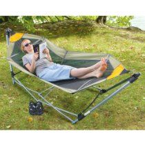 #Shopping #Bargain #Deals #Guide #Gear #Portable Folding #Hammock  Price:$39.97