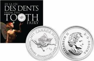 2011 Carte-cadeau de la Fée des dents