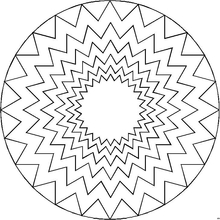 11 best Big Girl Coloring Pages images on Pinterest Mandala