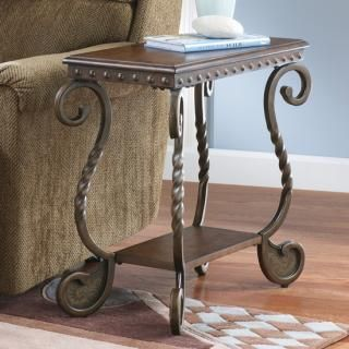 Ashley Furniture Rafferty Chairside End Table At Big Sandy Superstore