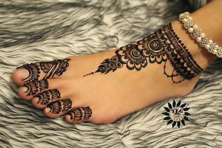 Foot Tattoo Ideas Foottattoos Foot Henna Henna Tattoo Kit Henna Tattoo Designs