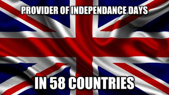Independence Days For Everyone