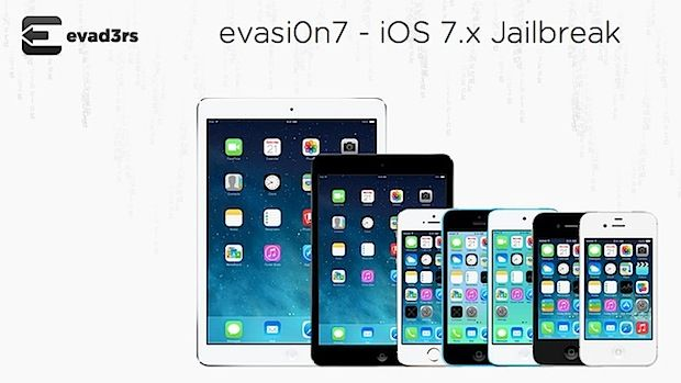 The iOS 7 Jailbreak with Evasi0n tool for iOS 7.0 through 7.0.4 is now available and easy to use