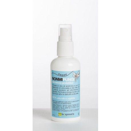 Spray Antizanzare Nonmpungi La Saponaria