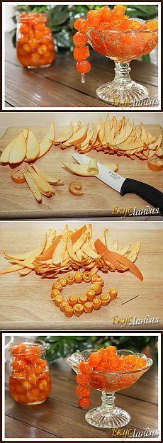 Варенье из апельсиновых корочек. LiveInternet