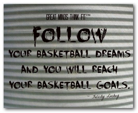 20 Powerful Basketball Quotes On Images And Posters For Coach And Team  Motivation Because Even The Greatest Basketball Players Need Daily  Motivation To ...