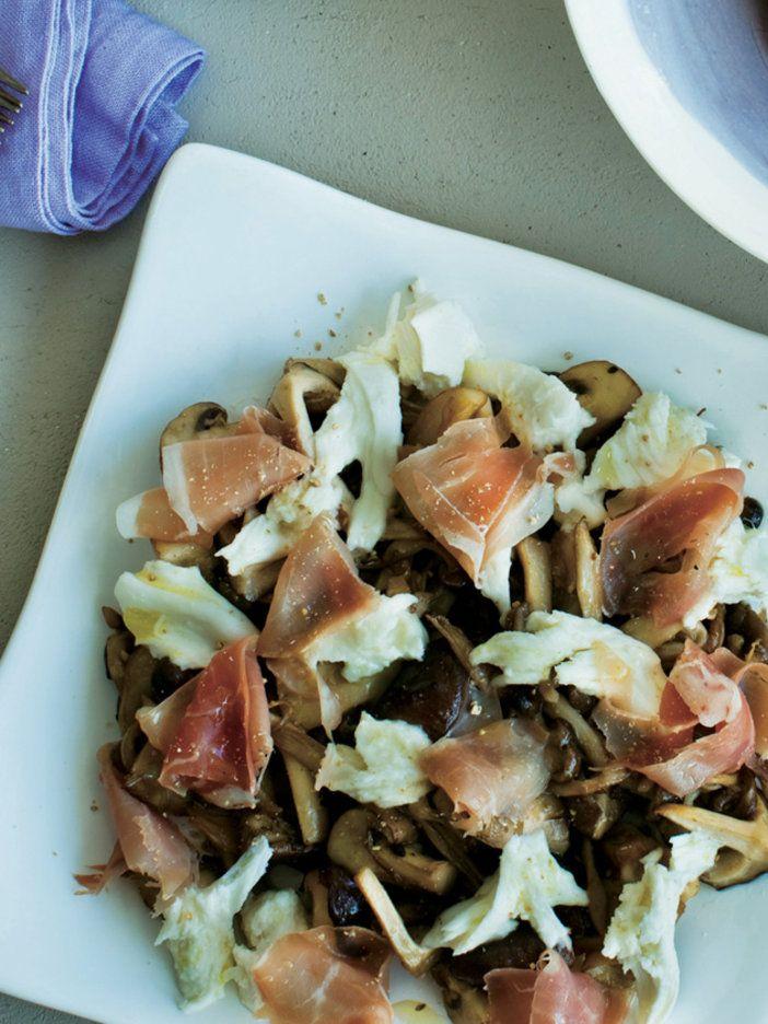 シンプルなソテーに旨み食材を散らして。|『ELLE a table』はおしゃれで簡単なレシピが満載!