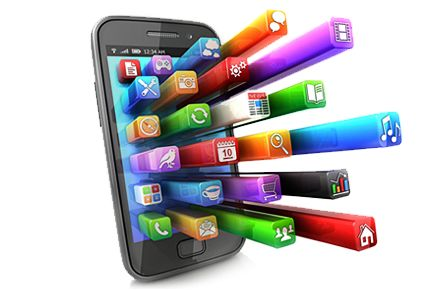 Get an interesting apps for your smart phone with the mobile apps development services of ShahDeep International