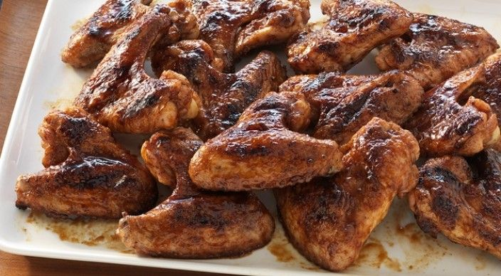 Sweet and Spicy Chicken Wings with Sriracha, Honey and Lime.  YouTube Video