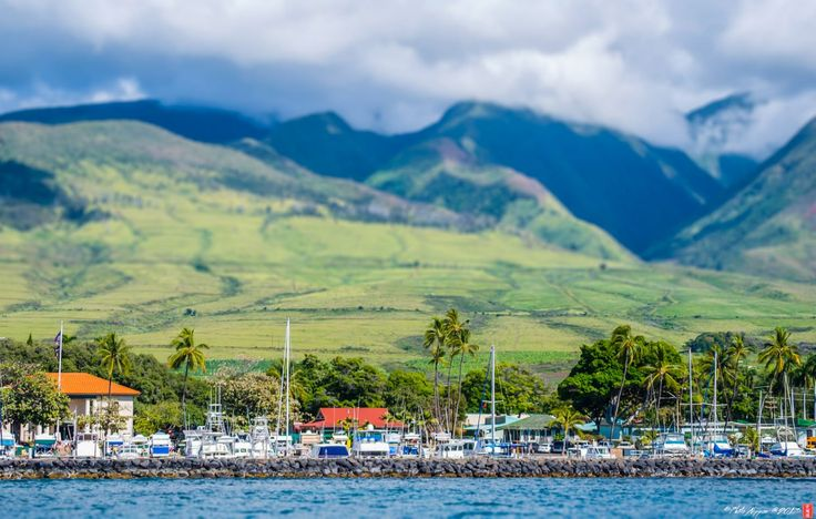 Lahaina, Maui. A Unique Town In Hawaii