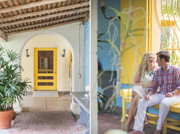 Abbey + Paul, Pretty Bonnet House Engagement Session | Ft Lauderdale,  Florida | 13