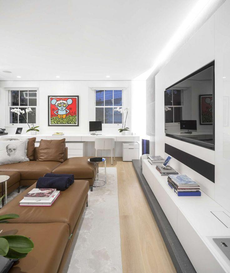 Beautiful London Apartment by Fernanda Marques