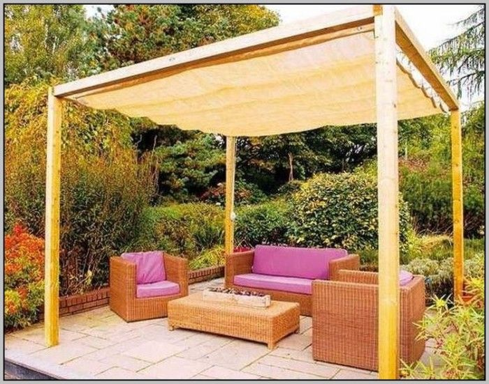 Patio Cover Ideas Diy