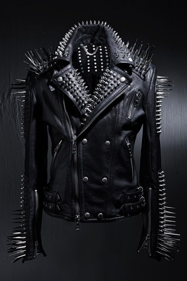 17 Best Images About Style Fashion Studs Spikes Metals