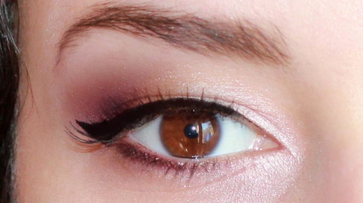 Maquillage pour les paupières tombantes | Camélia's Blog