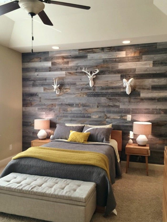 Best Ambiance Chambre Adulte Contemporary - House Design ...